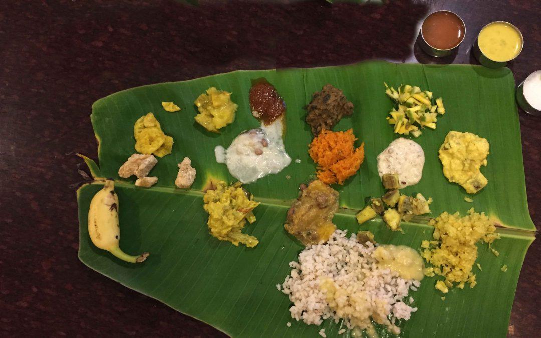インドの食習慣
